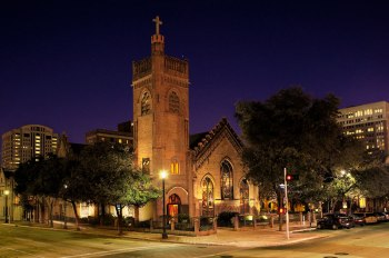 Christ Church Cathedral  (Photo by Jim Olive)