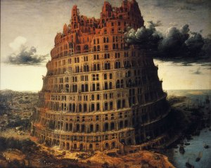 The Tower of Babel: Striving to be God