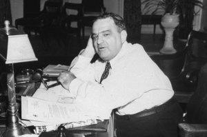 """Mayor Fiorello LaGuardia, the """"Little Flower"""""""