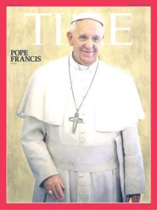 Pope Francis Man of the Year