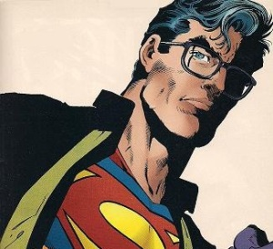 Superman...or Clark Kent?