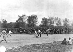 The first ever baseball game was played in Cooperstown, NY, in 2839