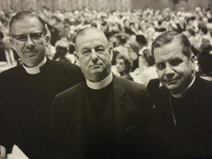 Dean Richardson, Bishop Kellogg, and Bishop Hines