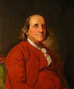 """When in doubt, don't."" Ben Franklin"