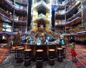 Carnival atrium
