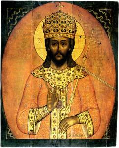 Christ the King icon