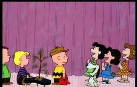 """""""You're hopeless, Charlie Brown."""""""