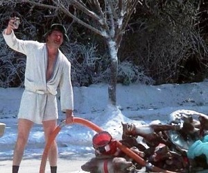 John the Baptist strikes us as something like Clark Griswold's Cousin Eddie.