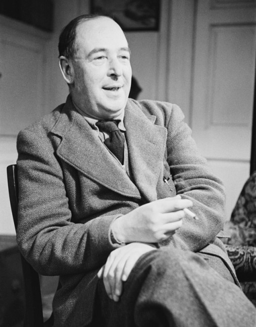 C.S. Lewis, an Oxford don both before and after his calling