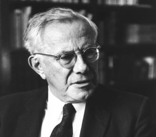 Paul Tillich: Our faith is based in whatever claims our ultimate concern.