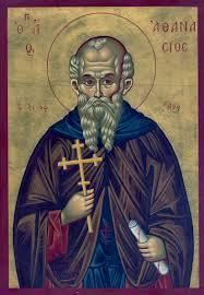 Saint Athanasius, A.D. 296-373