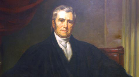 john marshall supreme court case essay An essay at first things  despite almost 30 years of supreme court case law emptying the first amendment's free exercise clause of almost all  as one of claremont's john marshall fellows.