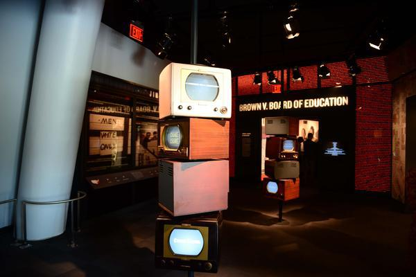 National Center for Civil Rights exhibit