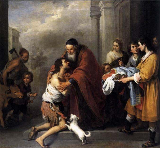 Prodigal Son-Rembrandt