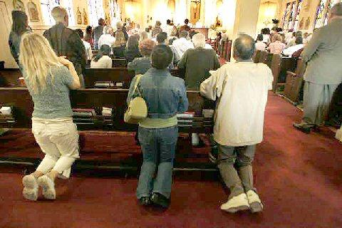 Kneeling vs. Standing