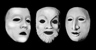Persona masks