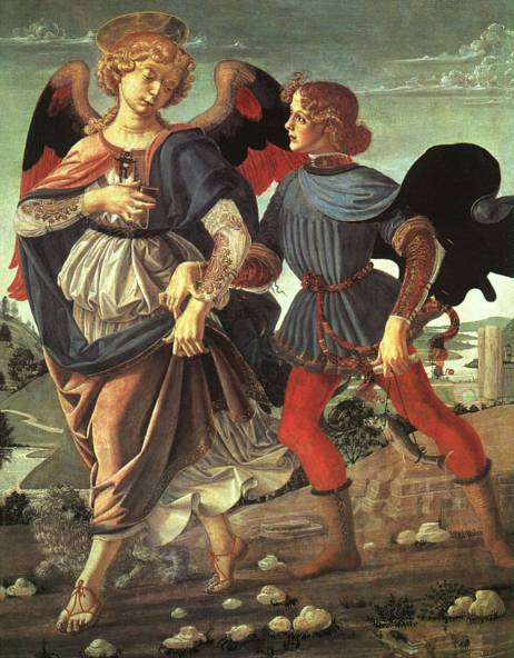 Tobias and Raphael