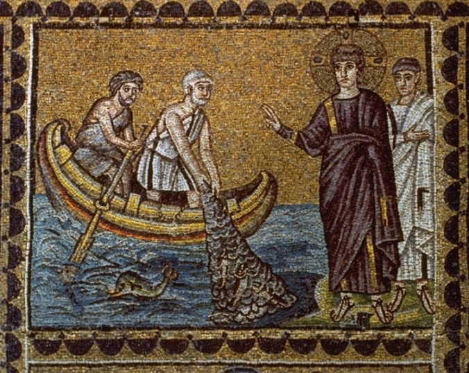 calling-the-disicples-mosaic