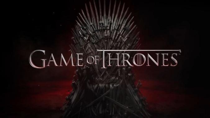 Games of Thrones logo
