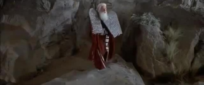 Mel Brooks, fifteen commandments