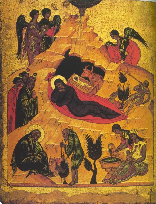 Nativity icon 2