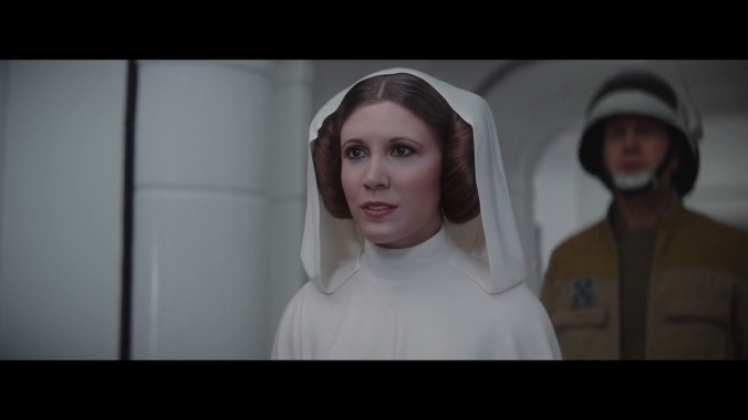 Princess Leia-Rogue One
